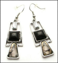 Load image into Gallery viewer, Geometric Earrings - Whitehot Jewellery - 1