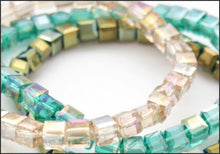 Load image into Gallery viewer, Trinity (Green) Bracelet - Whitehot Jewellery - 2