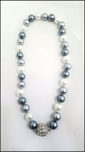 Fireball & Pearls - Whitehot Jewellery - 1