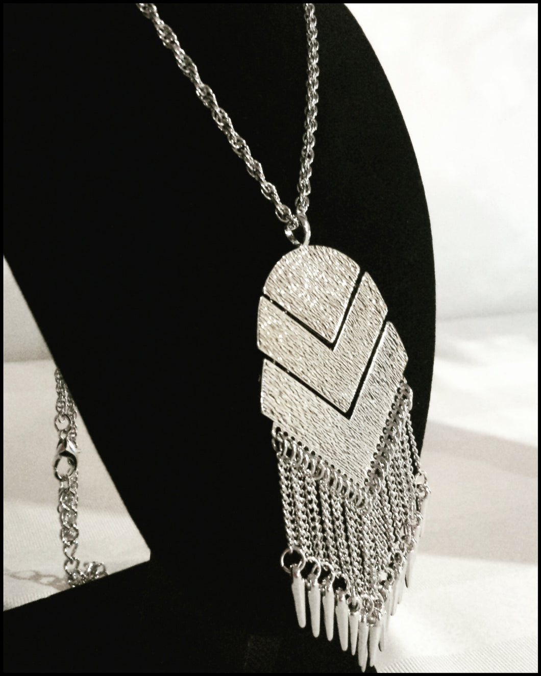 Chevron - Whitehot Jewellery - 1