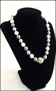 Fireball & Pearls - Whitehot Jewellery - 2