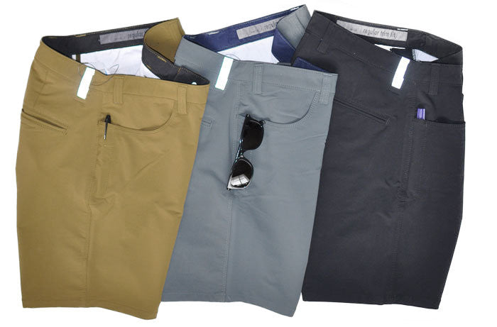 lightweight WWR trouser shorts