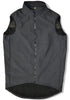 _BLK label softshell vest
