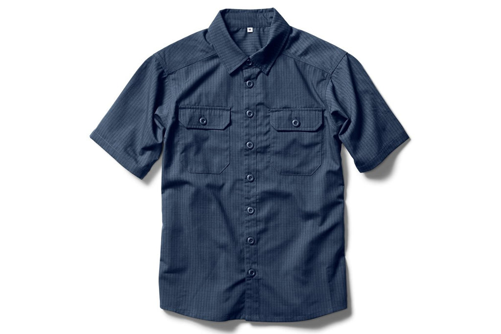 CORDURA combat wool button up short sleeve shirt