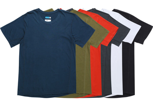cotton / Modal® short sleeve t shirt