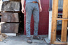 grey cordura slim fit