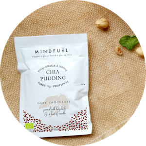 single serving chia pudding mix