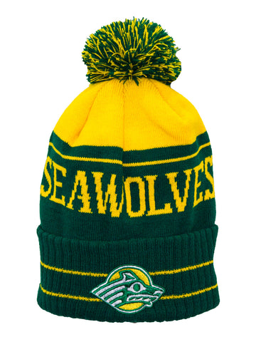 Alaska Anchorage Beanie - UAA Seawolves Toboggan