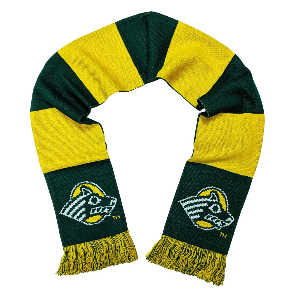 Alaska Anchorage Scarf - UA Anchorage Seawolves Knitted Classic