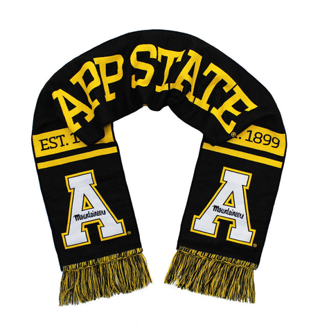 App State Scarf - Appalachian State Mountaineers Alternate Woven