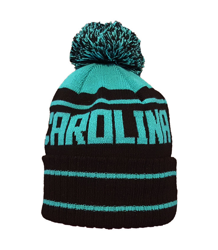 Coastal Carolina Beanie - CCU Chanticleers Pom Beanie Knit Hat