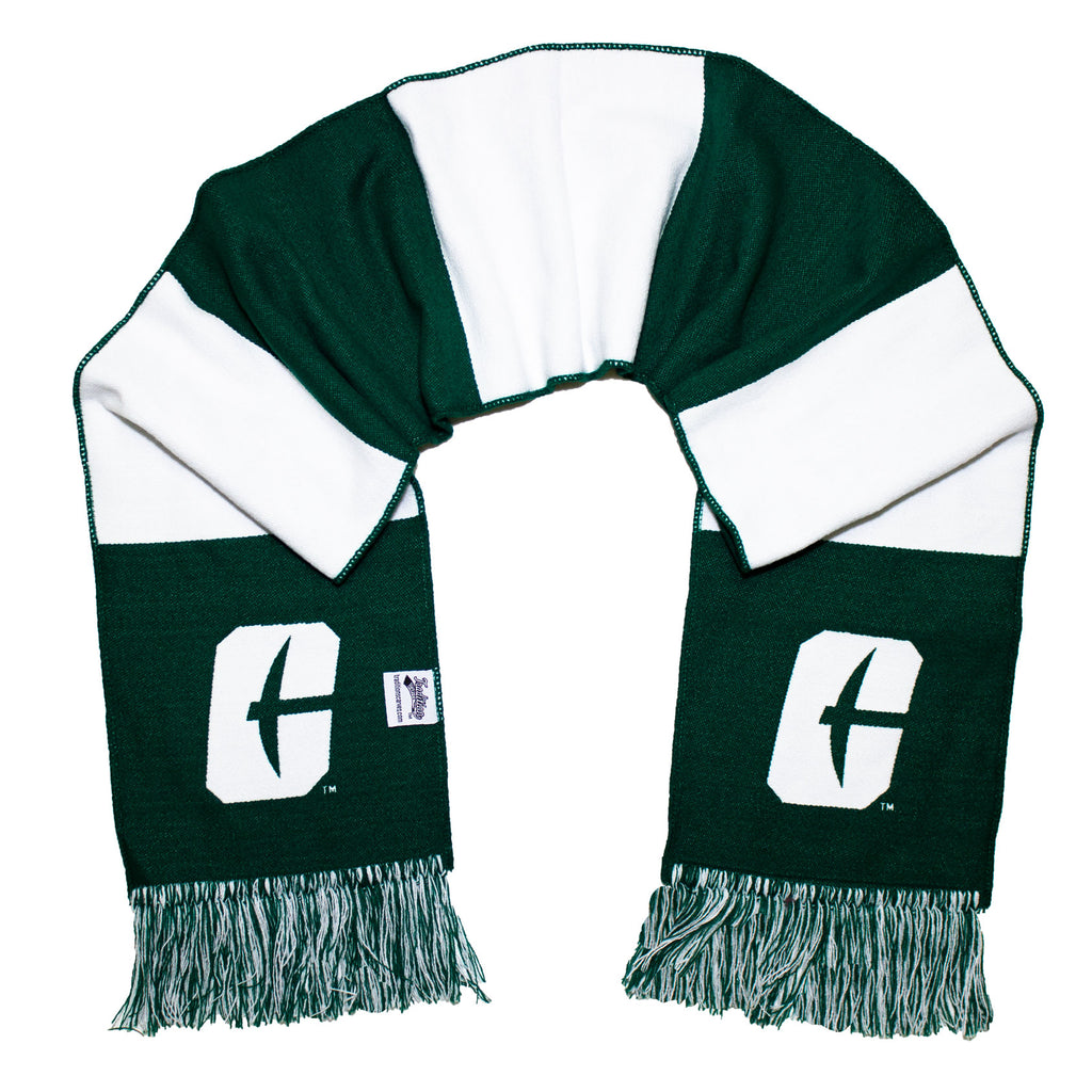 Charlotte 49ers Scarf - UNC Charlotte Classic Woven