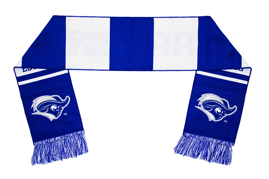 Christopher Newport University Scarf - CNU Captains Woven Classic