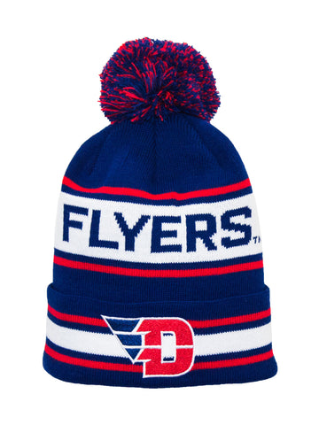 Dayton Flyers Beanie - University of Dayton Toboggan