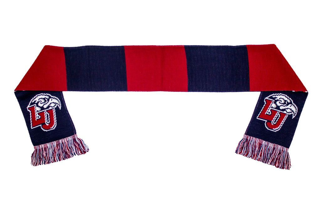 Liberty University Scarf - Liberty Flames Classic Knitted