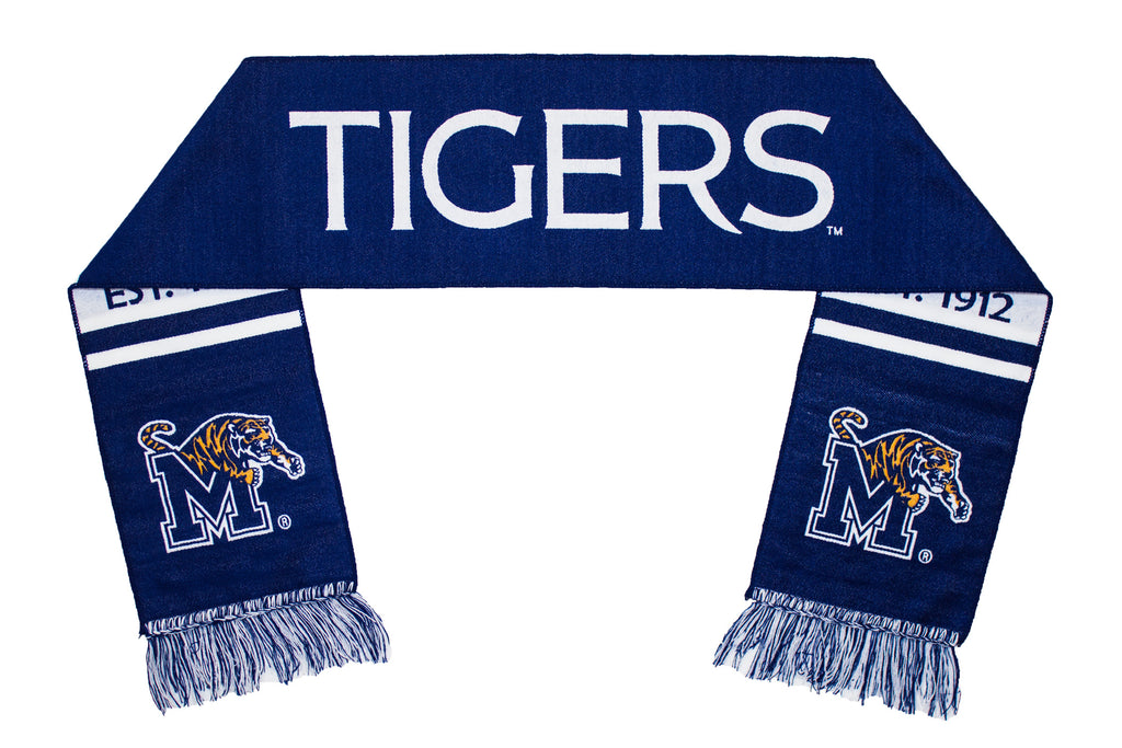 Memphis Tigers Scarf - University of Memphis Woven Classic