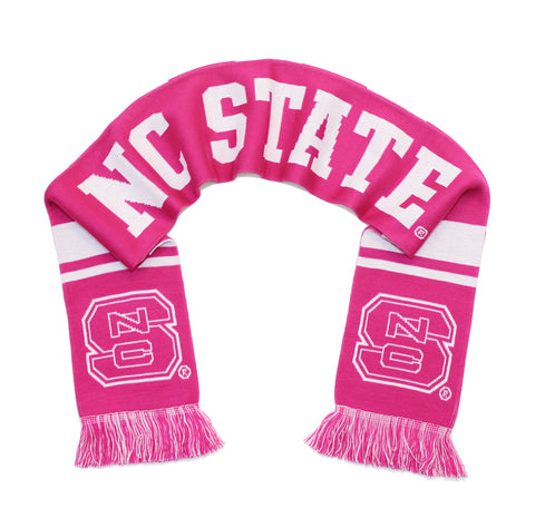NC State Pink Knitted