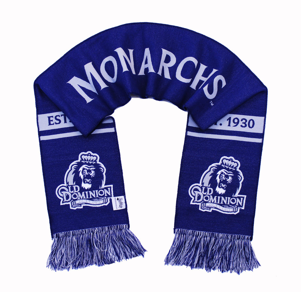 Old Dominion Scarf - ODU Monarchs Classic Woven