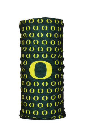 Oregon Ducks Tube Scarf - University of Oregon Bandana Facemask Headwear