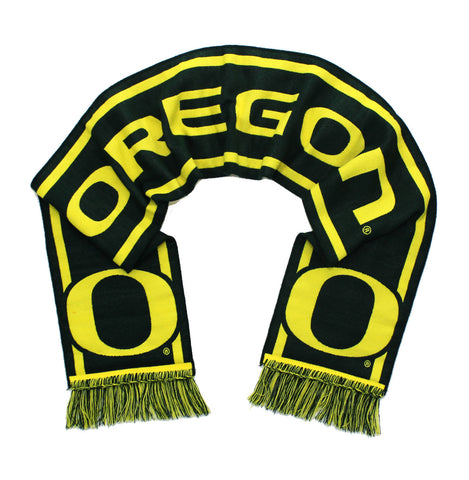 Oregon Ducks Scarf - University of Oregon Classic Woven