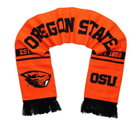 Oregon State Beavers - Dark Orange Woven