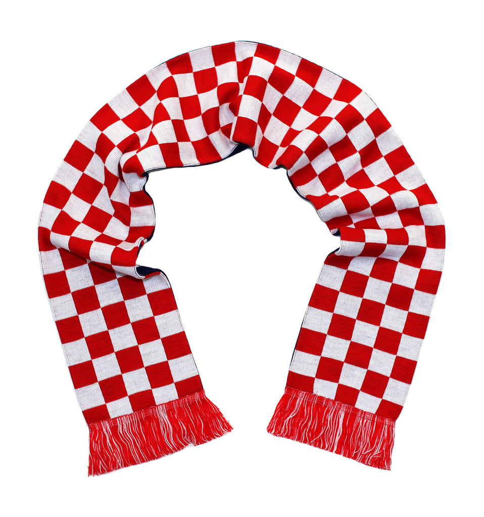 Richmond Spiders Scarf - University of Richmond Knitted Classic
