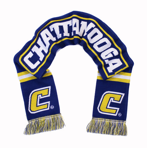 UT Chattanooga Scarf - UTC Mocs Classic Knitted