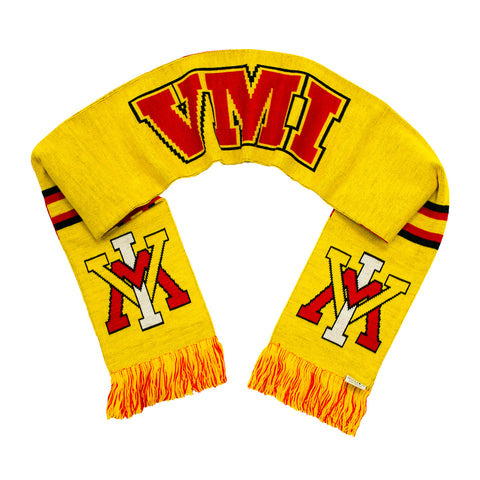 VMI Scarf - Virginia Military Institute Keydets Knitted Classic