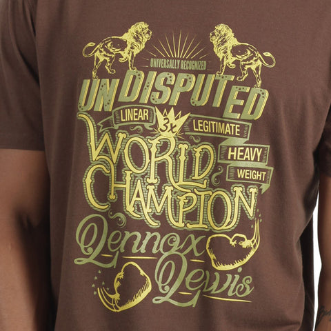 Undisputed World Champion T-Shirt