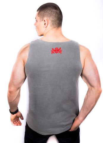 Property Of Lennox Lewis Training Camp Tank