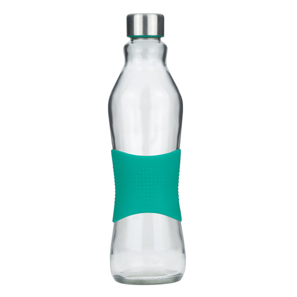 1.0L TURQUOISE GRIP - STAINLESS