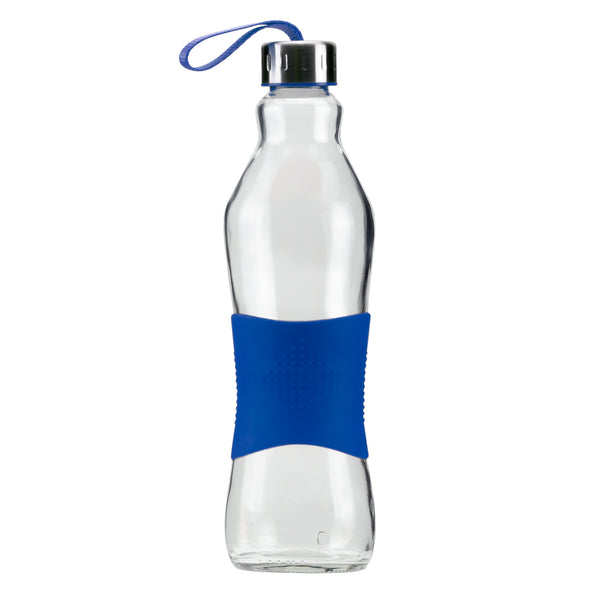 1.0L BLUE GRIP - STRAPPED LID