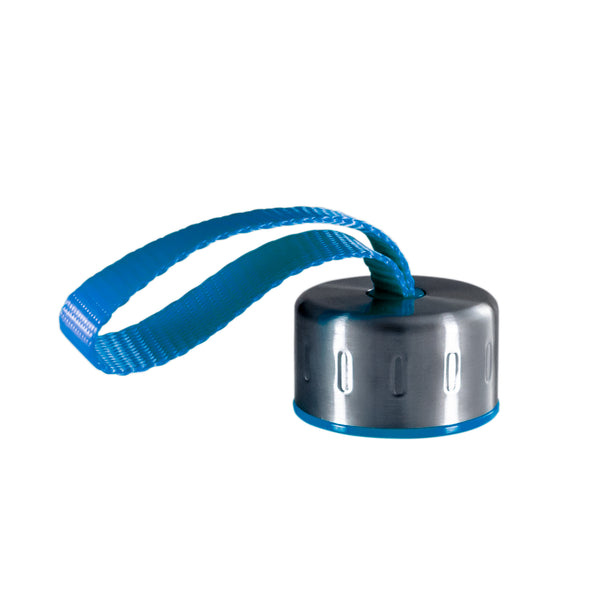 CYAN STAINLESS STEEL STRAP LID