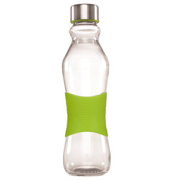 500ML GREEN GRIP - STAINLESS