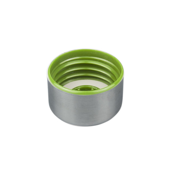 GREEN STAINLESS STEEL LID