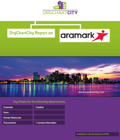Aramark Org Chart Report by OrgChartCity