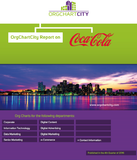 Coca-Cola Organizational Charts - free org chart report