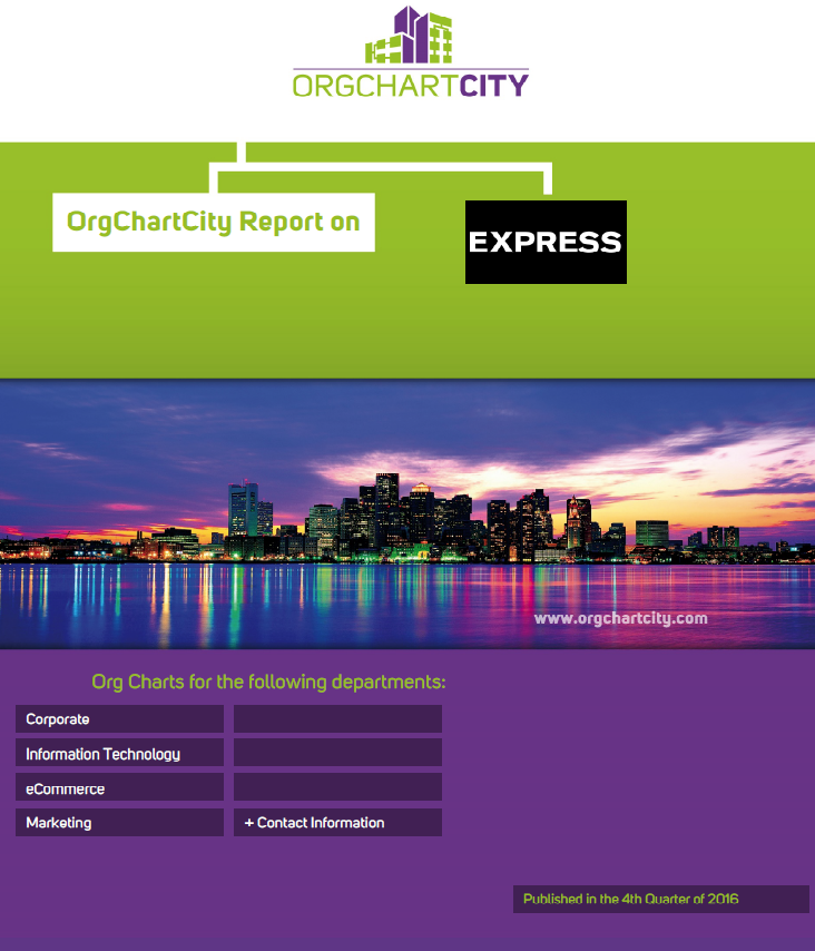 Express Org Chart Report by OrgChartCity