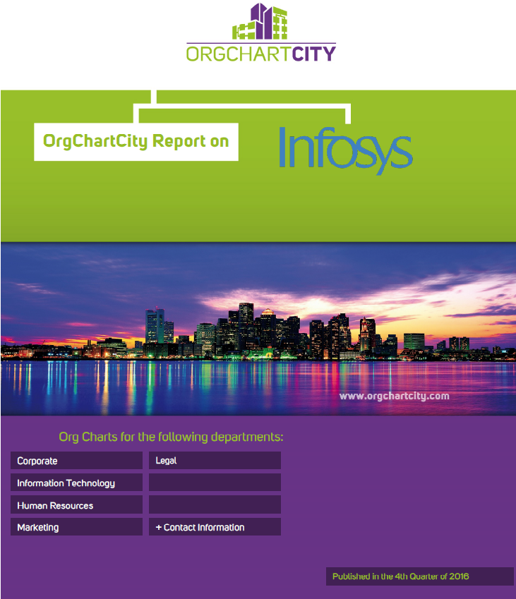 Infosys Org Charts by OrgChartCity