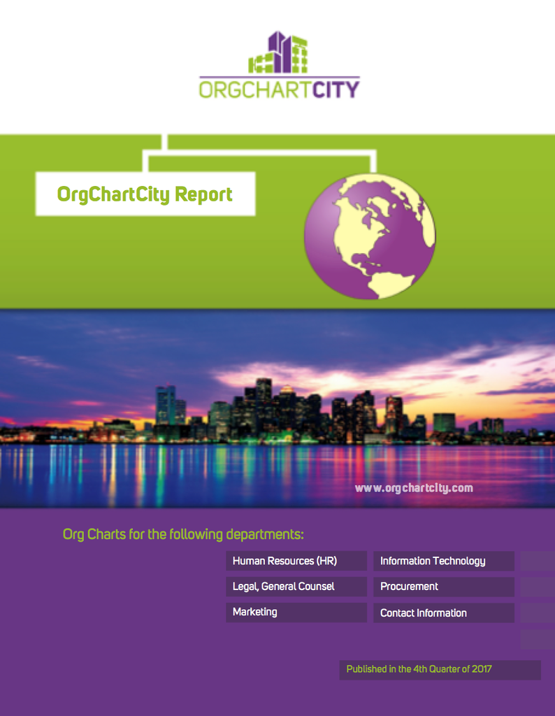 Wayfair Organizational Charts Report