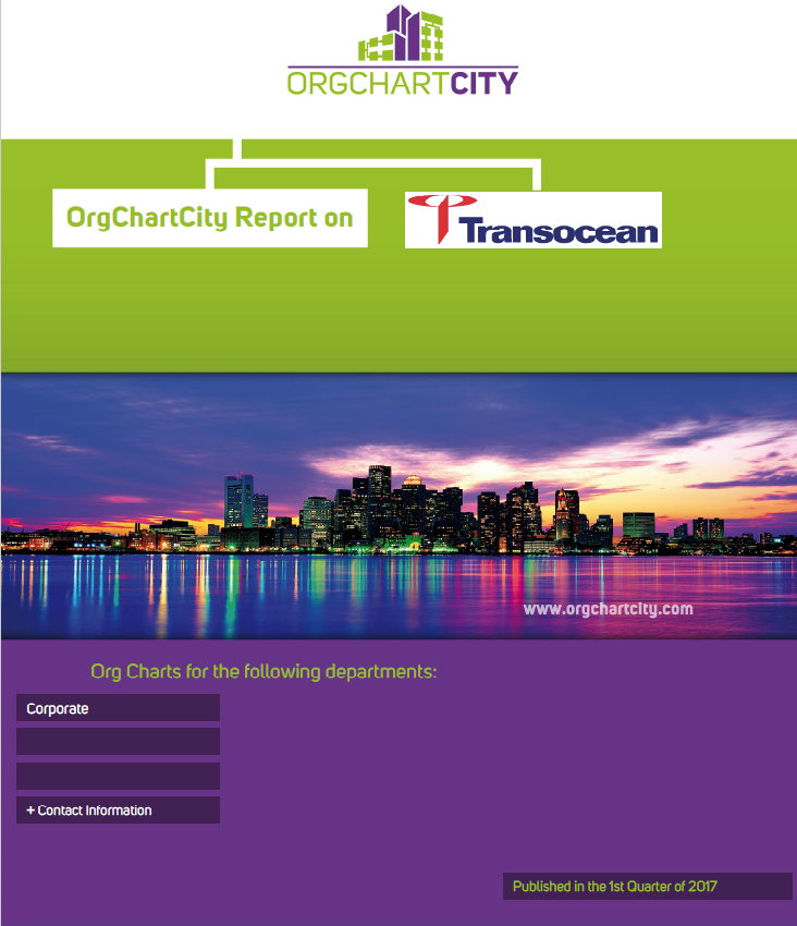 Transocean Org Charts by OrgChartCity