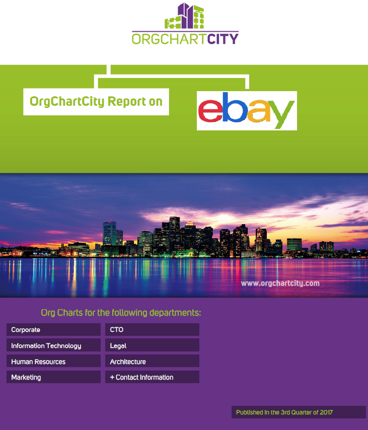eBay Org Charts by OrgChartCity