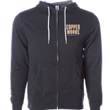 Copperworks Hooded Sweatshirt (Gray)