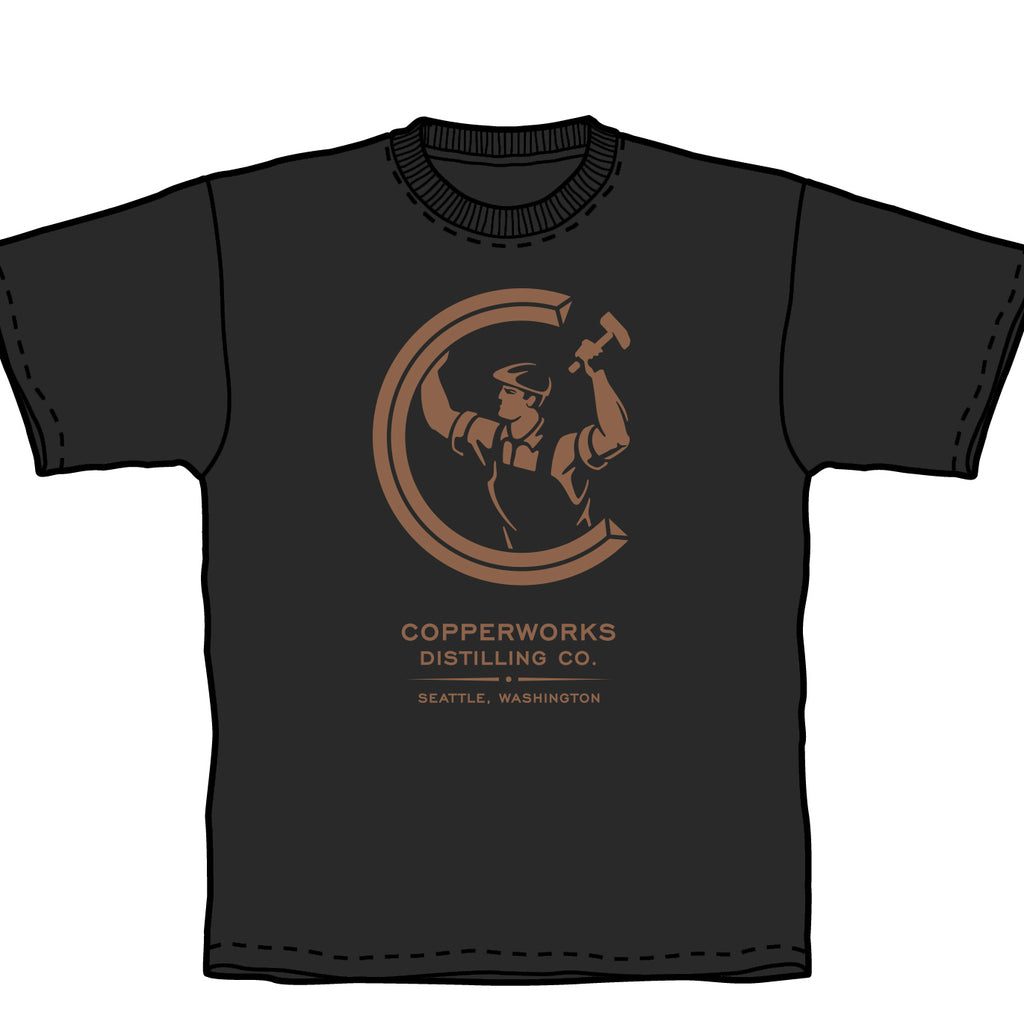 Hammerman T-Shirt (Black)