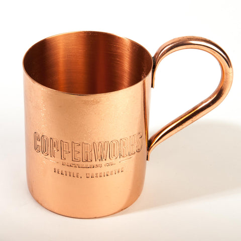 Copperworks Moscow Mule Copper Mug (12 oz.)