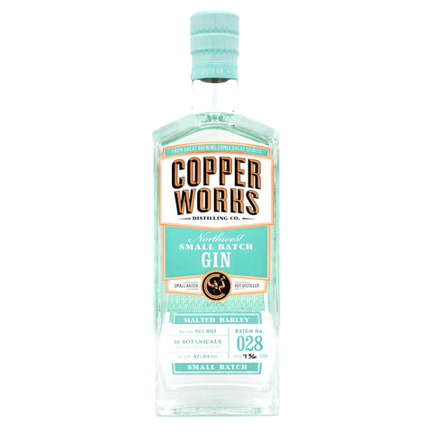 Copperworks Gin (750 ml)