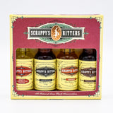 Scrappy's Bitters Gift Pack