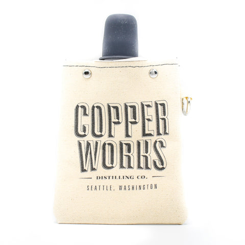 Copperworks Canvas Flask (8 oz.)
