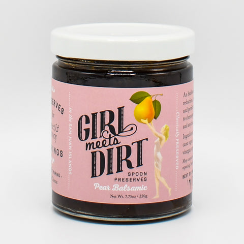 Girl Meets Dirt Preserves