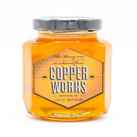 Copperworks Barrel-Aged Honey (245g)